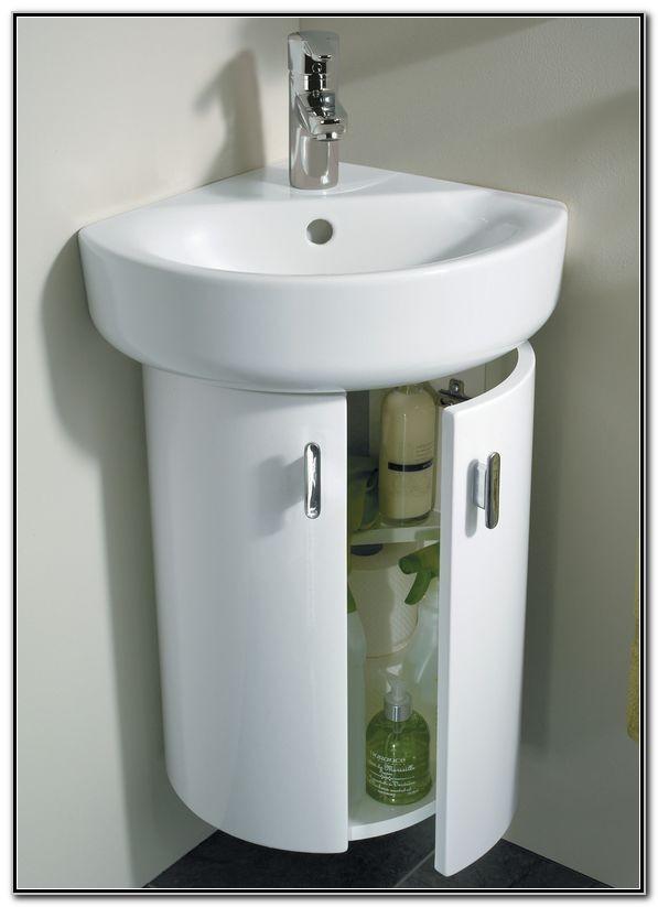 Small Bathroom Corner Sink Ideas