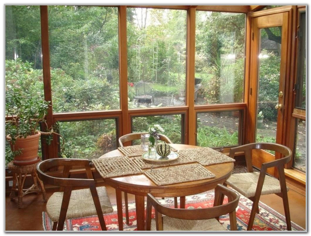 Small Scale Sunroom Furniture