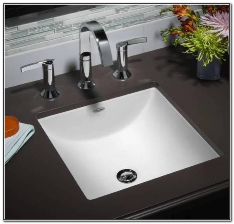 Small Undermount Bathroom Sinks