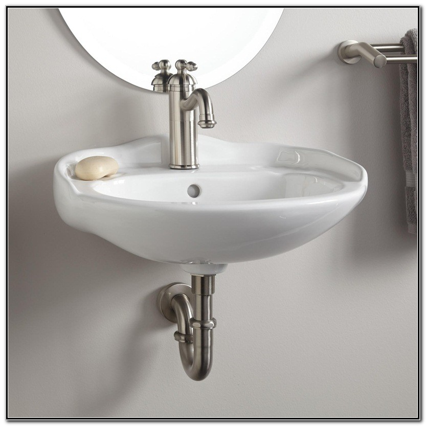 Small Wall Mount Sink Vintage