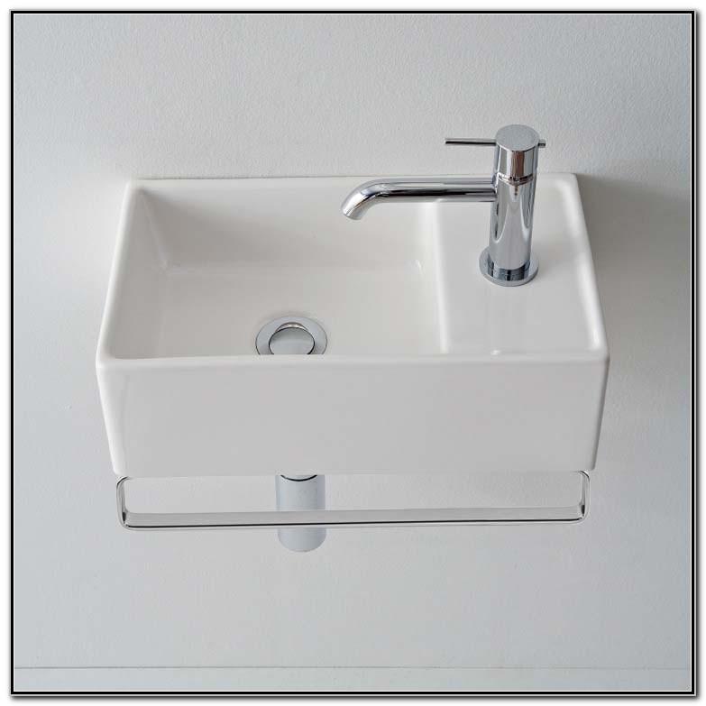 Small Wall Mounted Bar Sink
