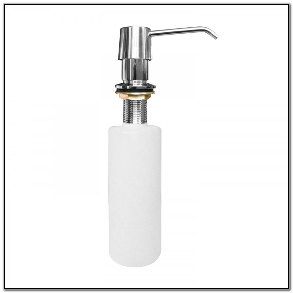 Soap Dispenser For Bathroom Sink