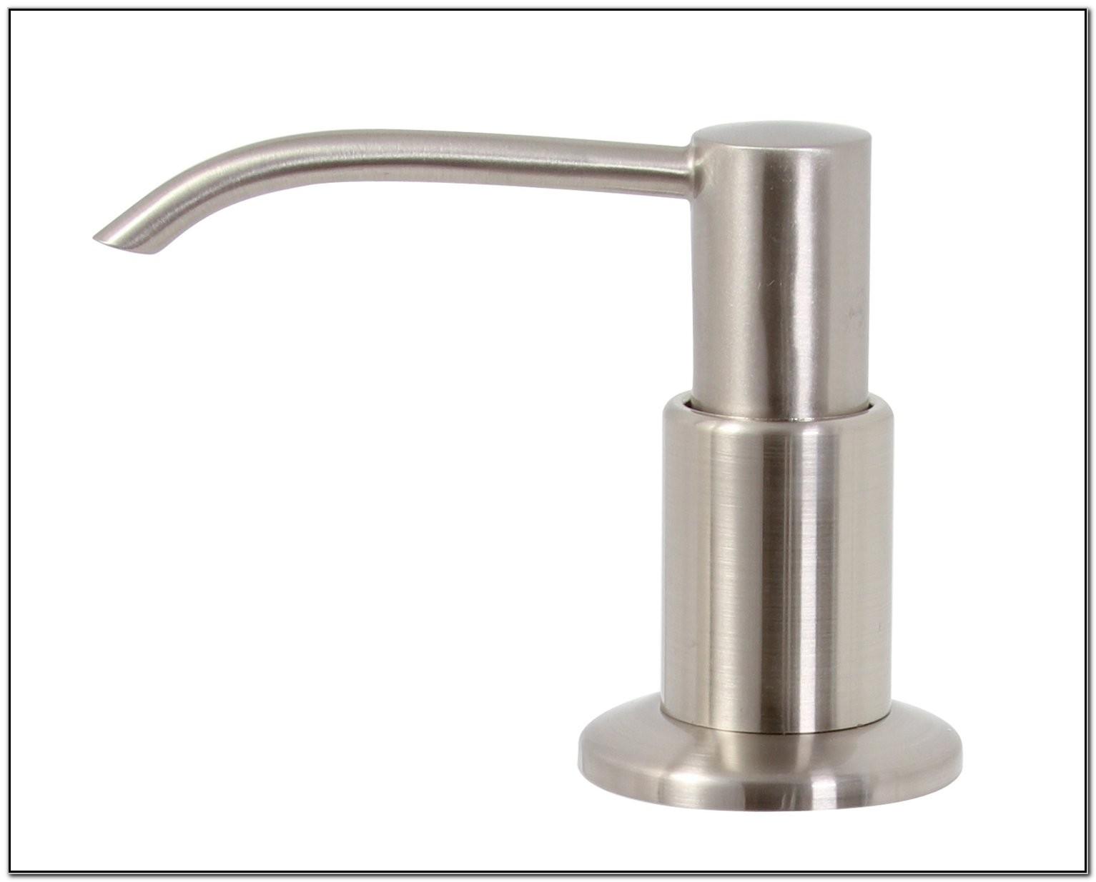 Soap Dispenser For Sink