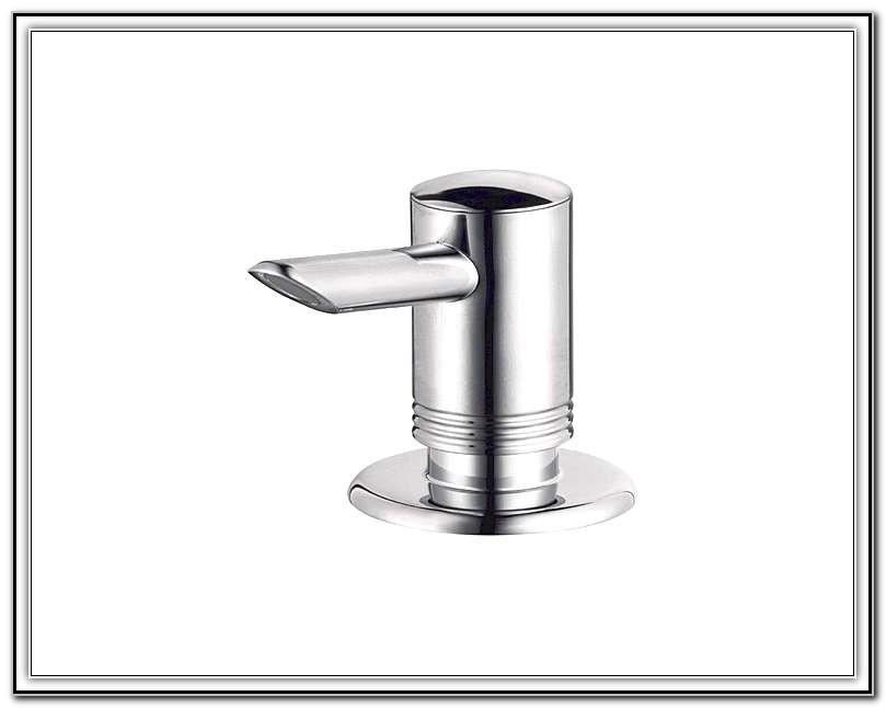 Soap Dispenser Kitchen Sink Not Working