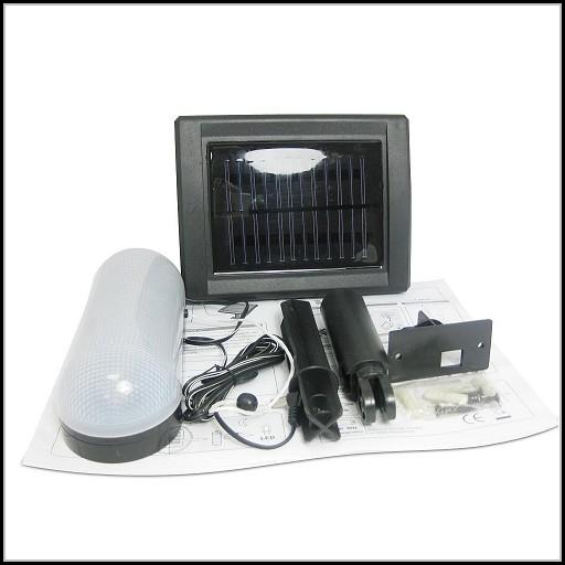 Solar Led Shed Light