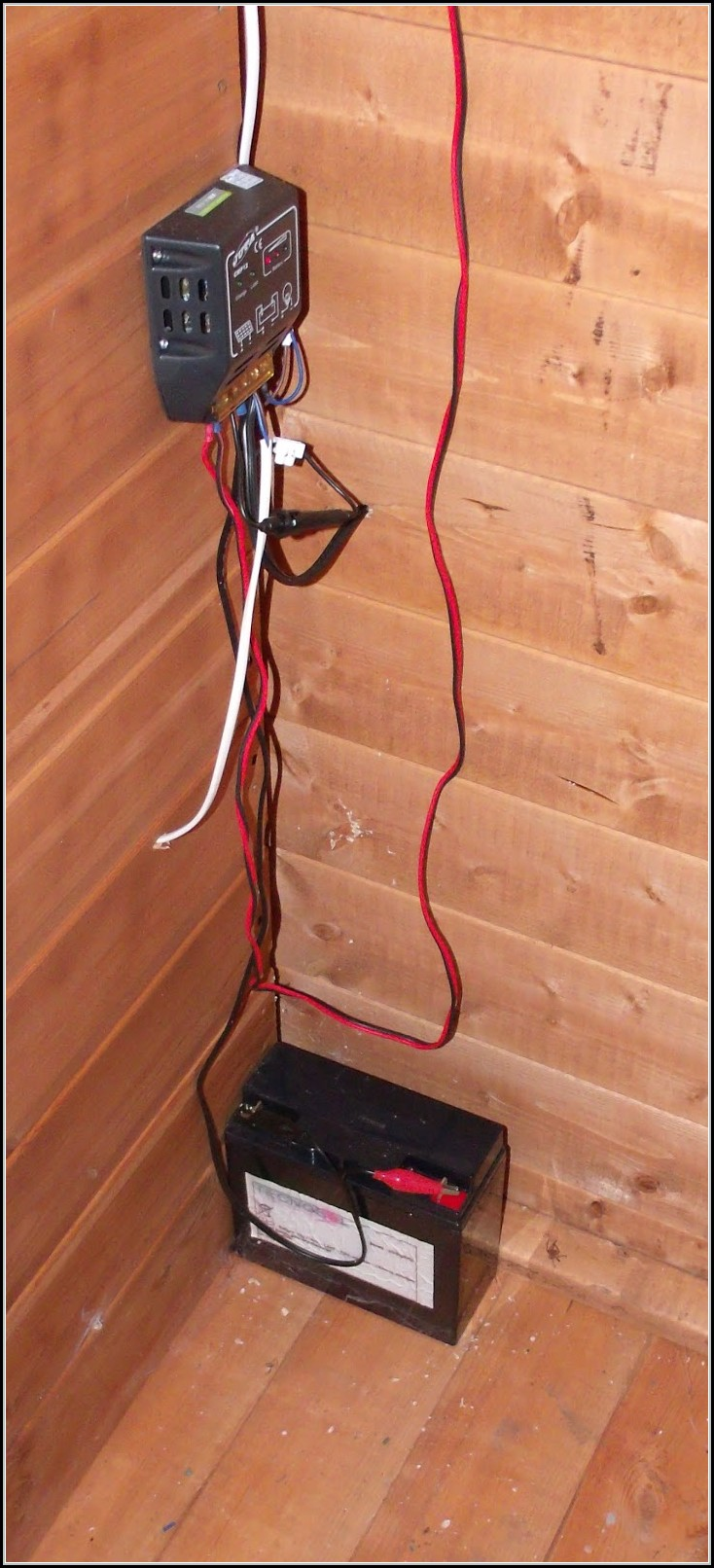 Solar Lighting For Sheds