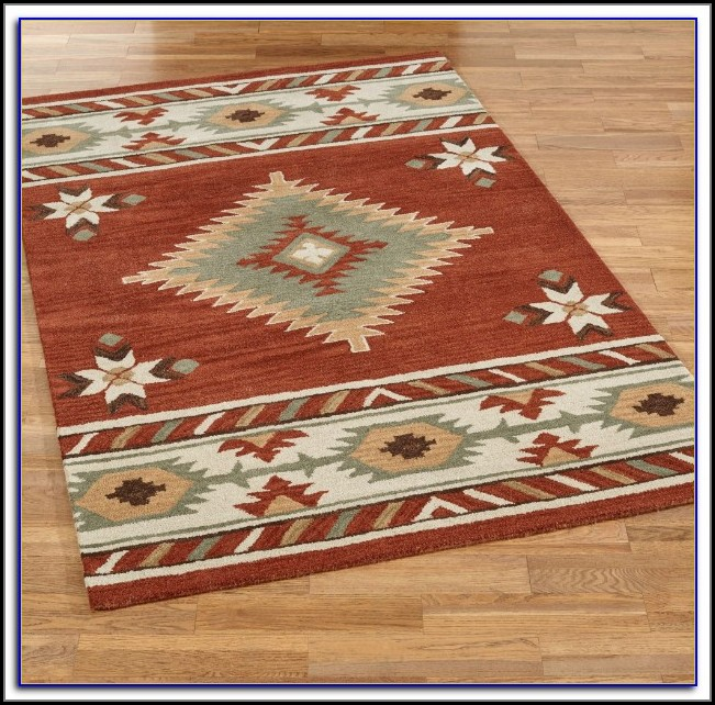 Southwest Area Rugs 8x10