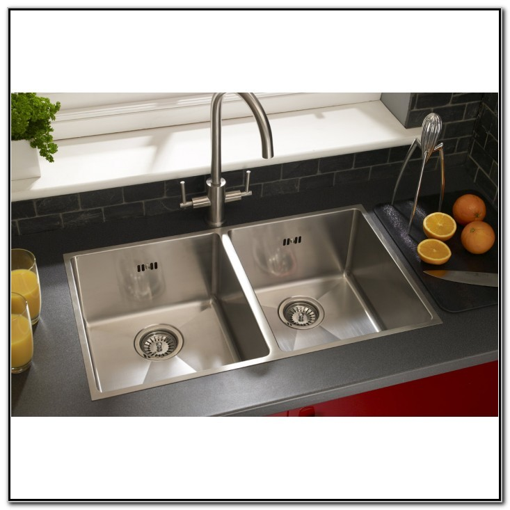 Square Stainless Steel Sink Undermount