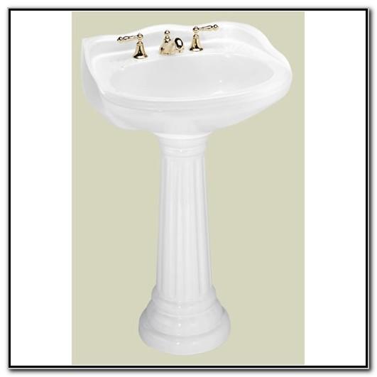 St Thomas Creations Arlington Pedestal Sink