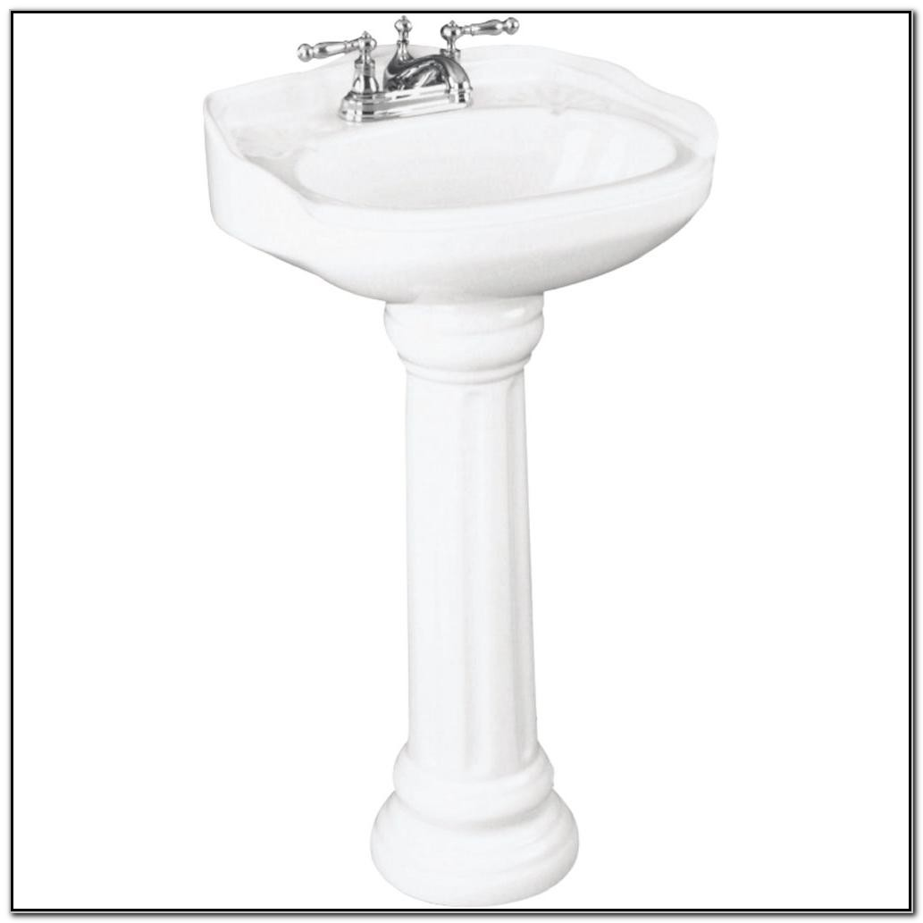 St Thomas Creations Petite Pedestal Sink