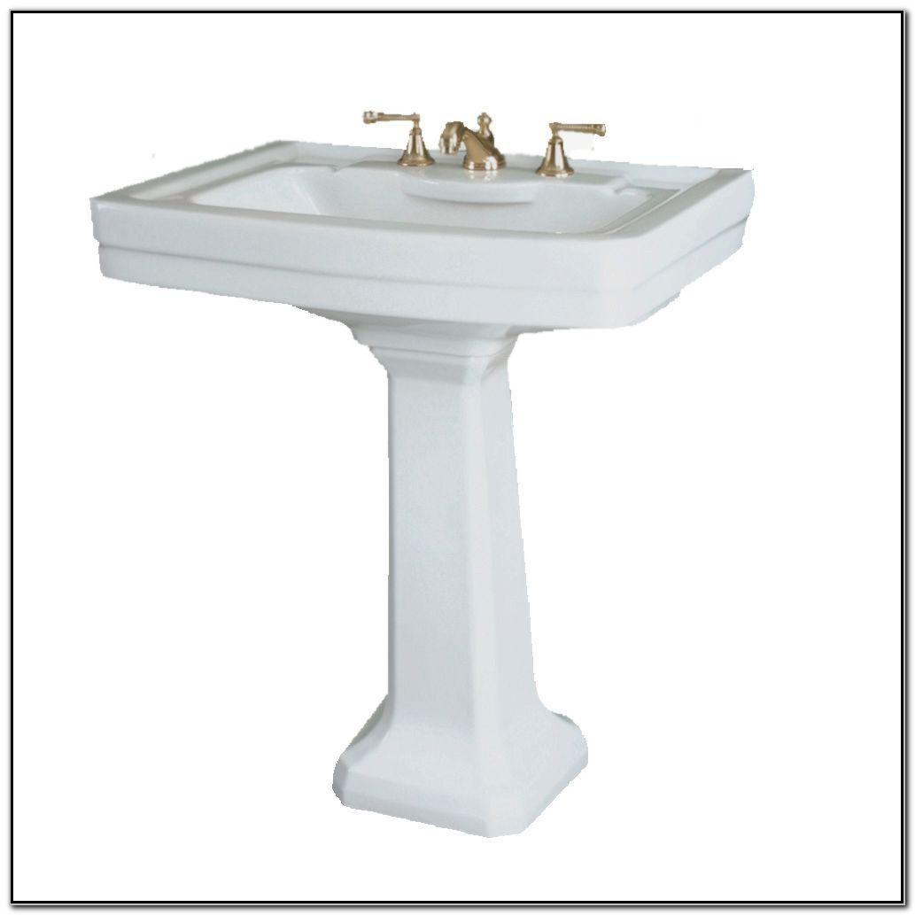 St Thomas Richmond Pedestal Sink