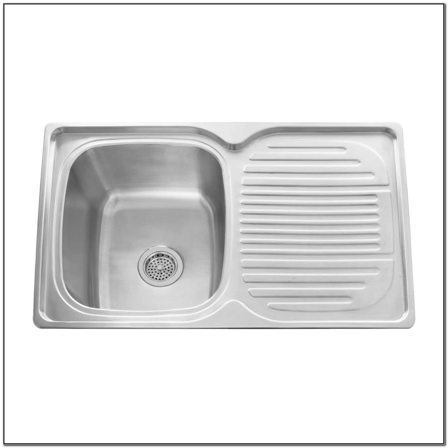 Stainless Drop In Prep Sink