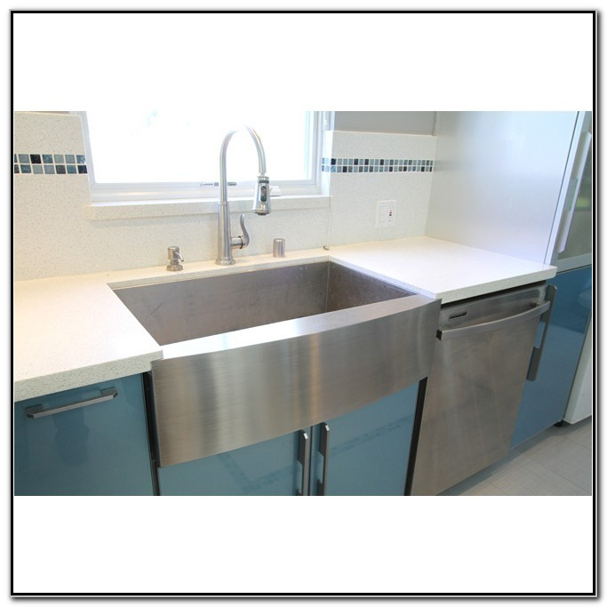 Stainless Steel Apron Sink Single Bowl