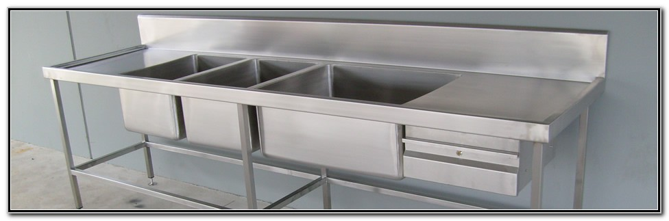 Stainless Steel Commercial Sinks Melbourne