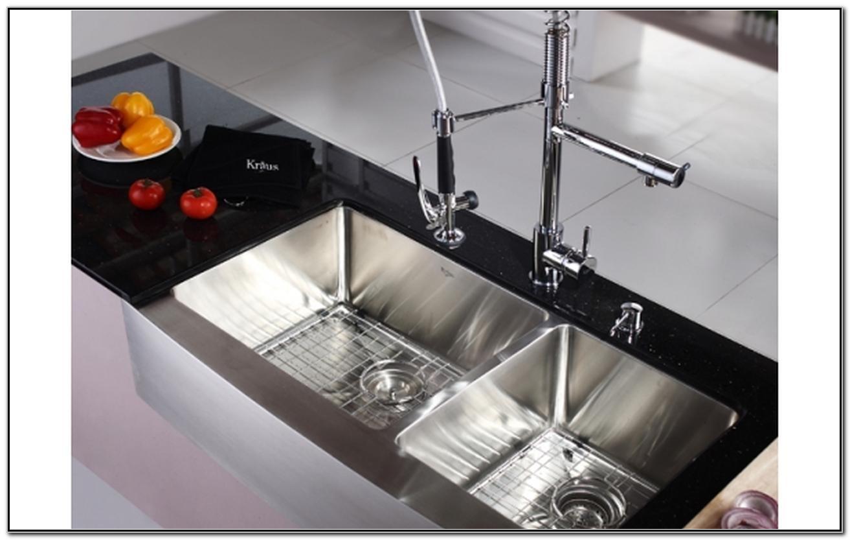 Stainless Steel Farmhouse Kitchen Sinks 36