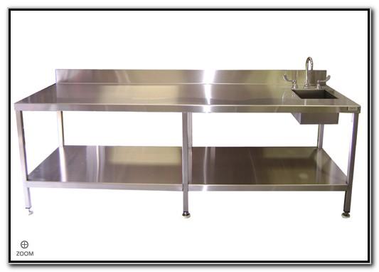 Stainless Steel Industrial Kitchen Sinks