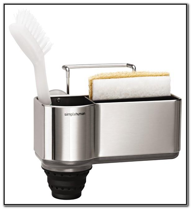 Stainless Steel Kitchen Sink Caddy