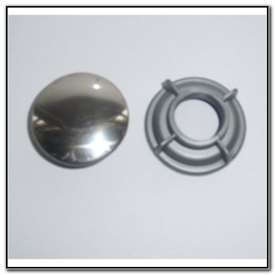 Stainless Steel Kitchen Sink Tap Hole Cover