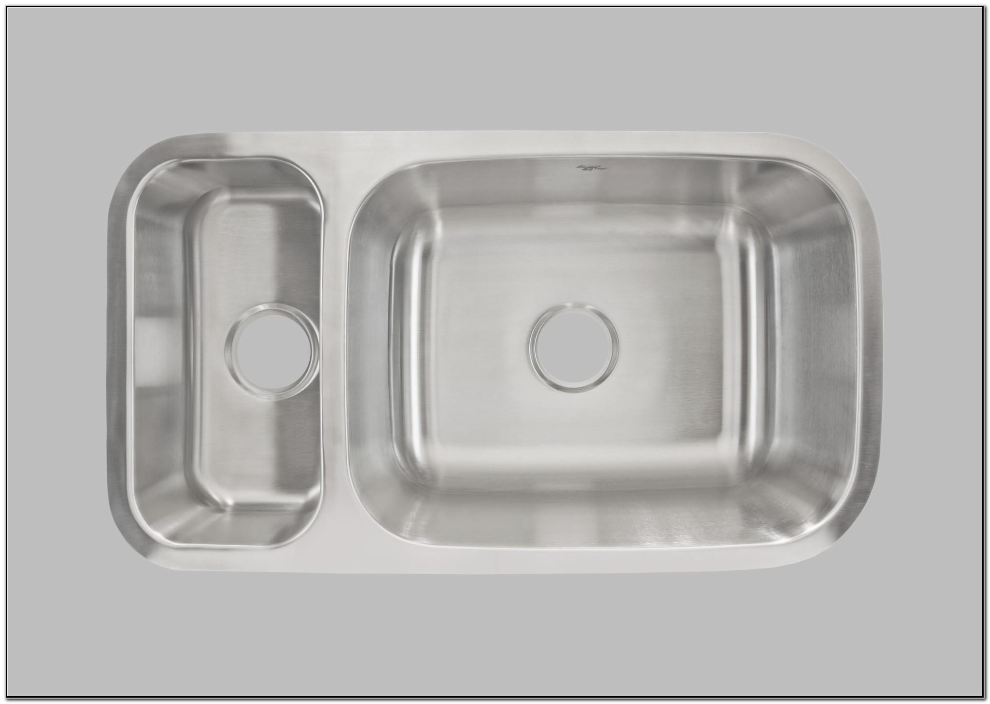 Stainless Steel Kitchen Sinks Undermount Double Bowl