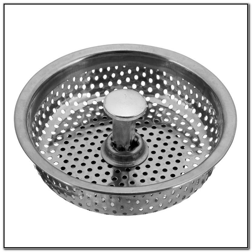 Stainless Steel Mesh Kitchen Sink Strainer