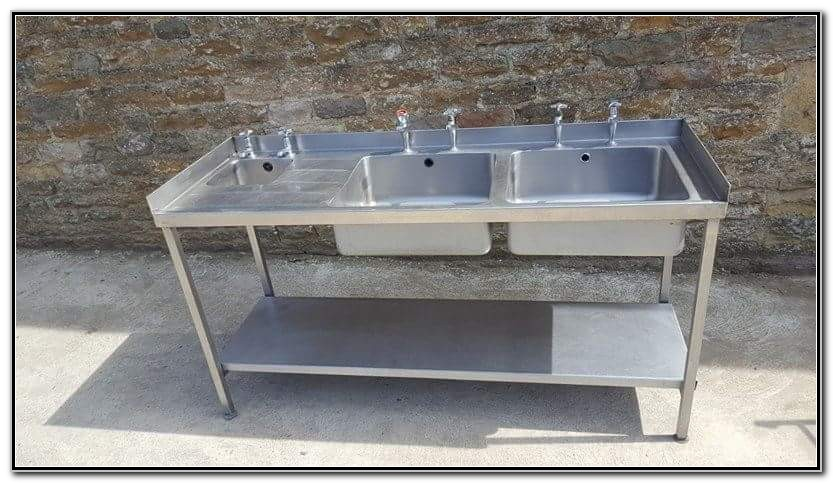 Stainless Steel Restaurant Hand Sinks