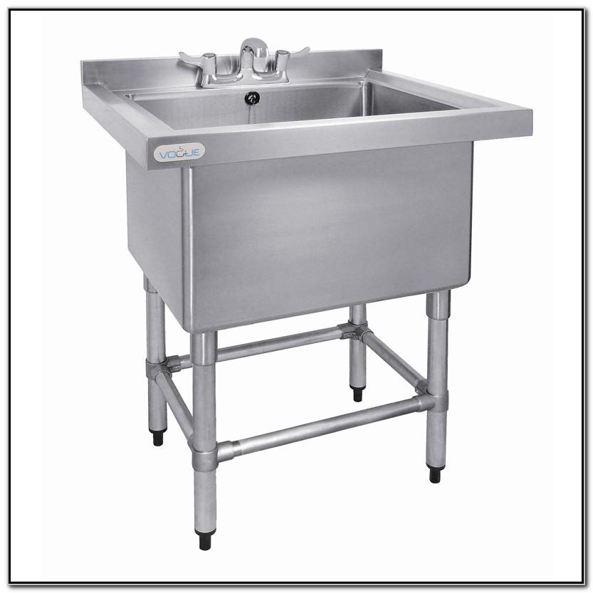 Stainless Steel Single Deep Sink