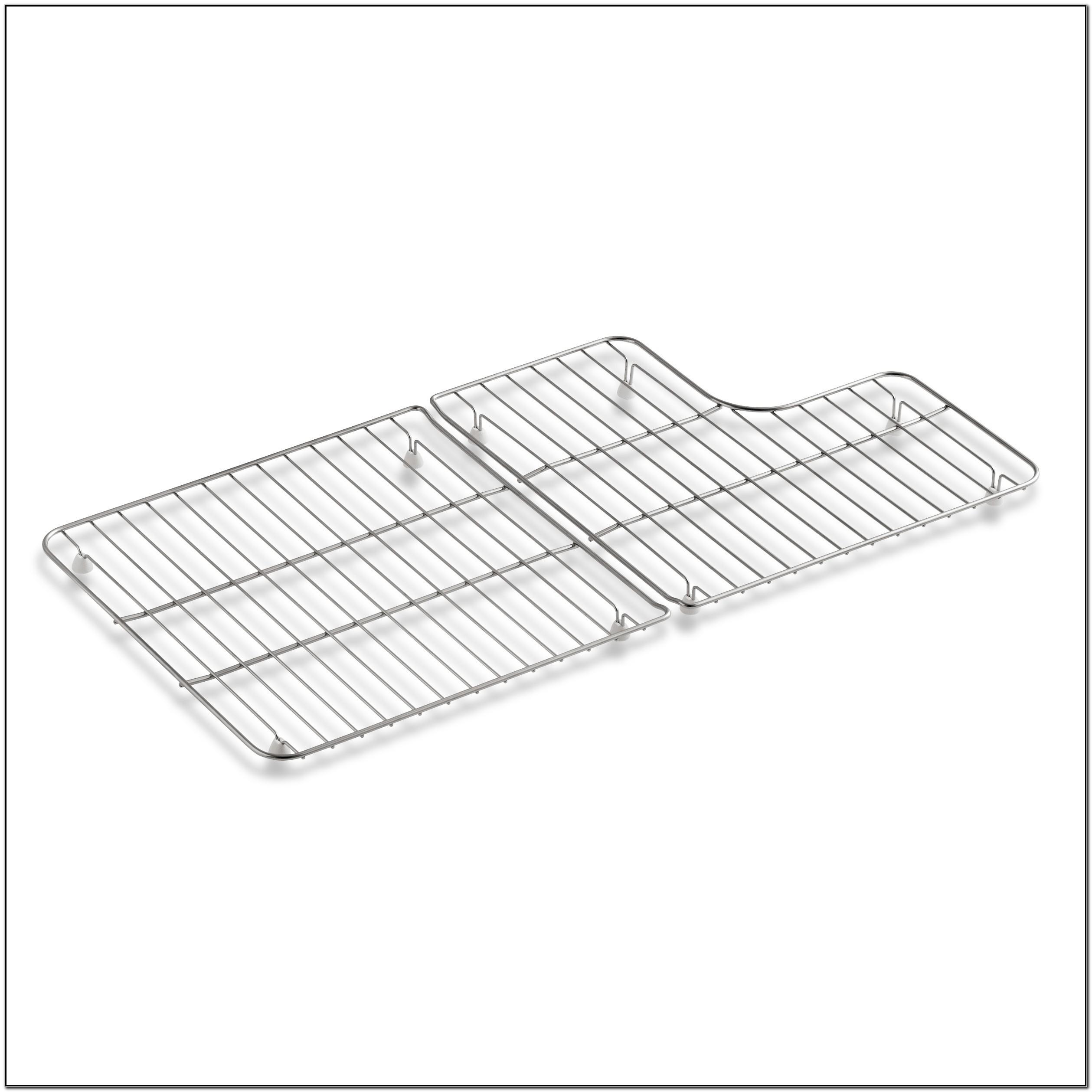 Stainless Steel Sink Racks For 36 Whitehaven