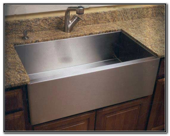 Stainless Steel Sinks Apron Front