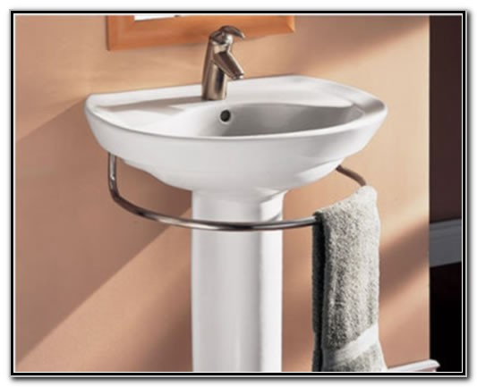 Stand Alone Bathroom Sinks