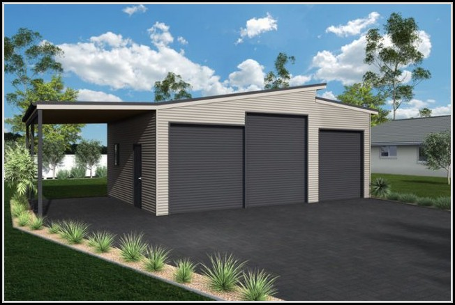 Steel Frame Shed Kits Perth