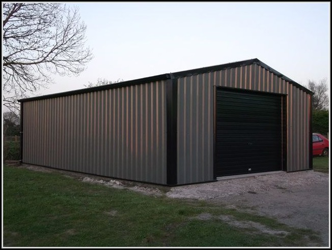 Steel Sheds And Garages Ireland