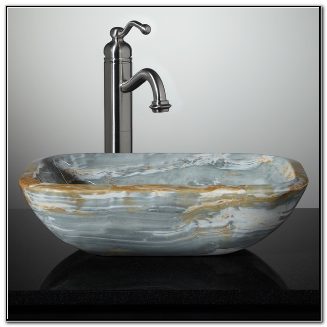 Stone Sinks For Bathrooms