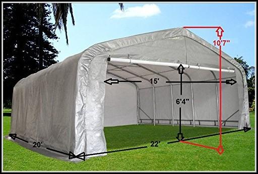 Storage Canopy Shed Carport