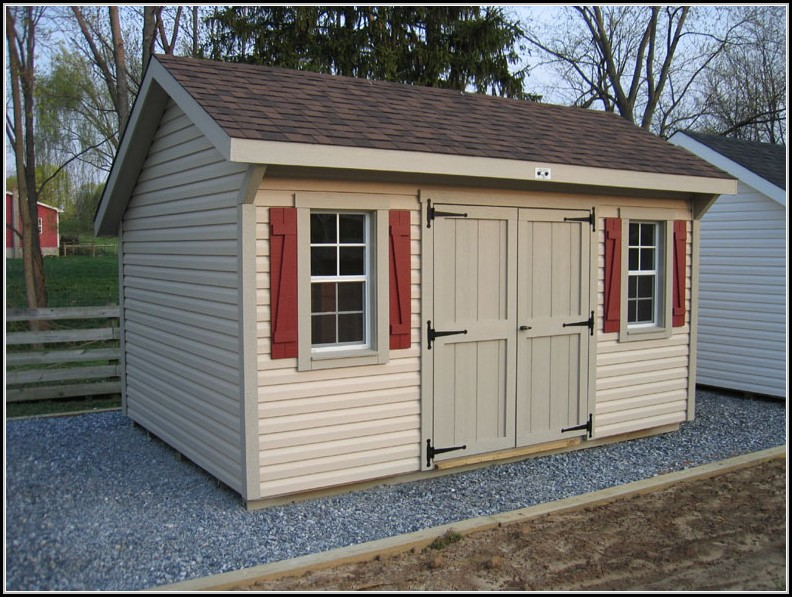 Storage Shed Kits Raleigh Nc