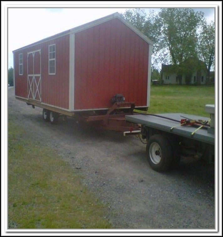 Storage Shed Movers Charlotte Nc