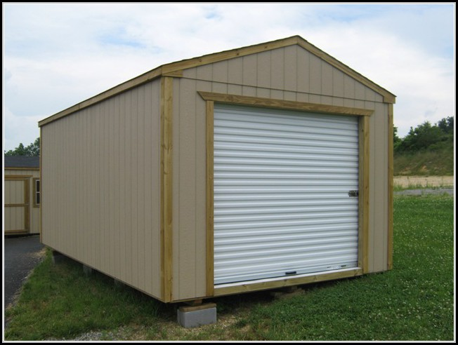 Storage Sheds Knoxville Tn