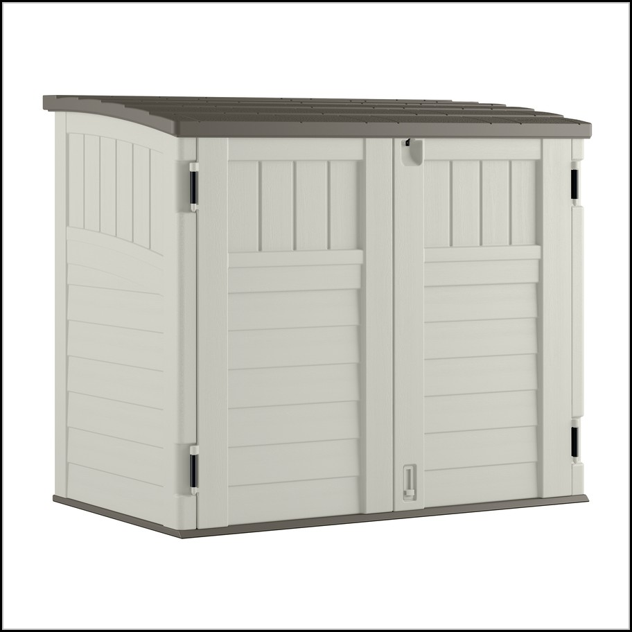 Suncast Resin Outdoor Storage Shed