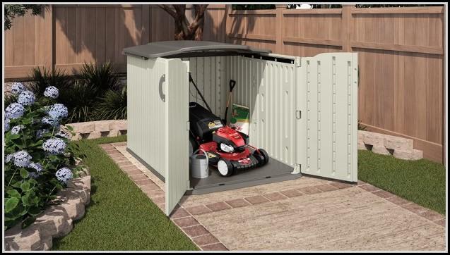 Suncast Resin Storage Shed
