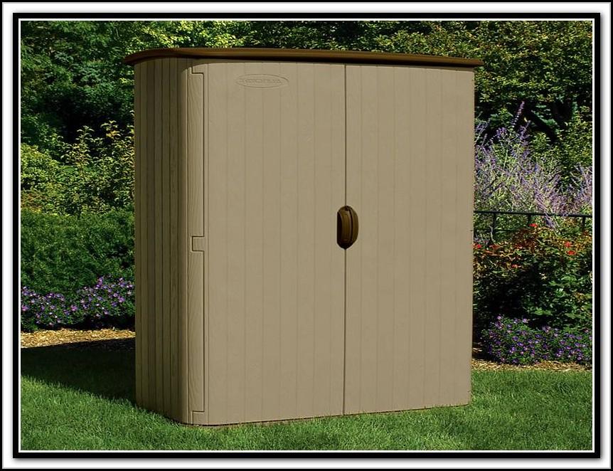 Suncast Vertical Storage Shed 54 Cu Ft