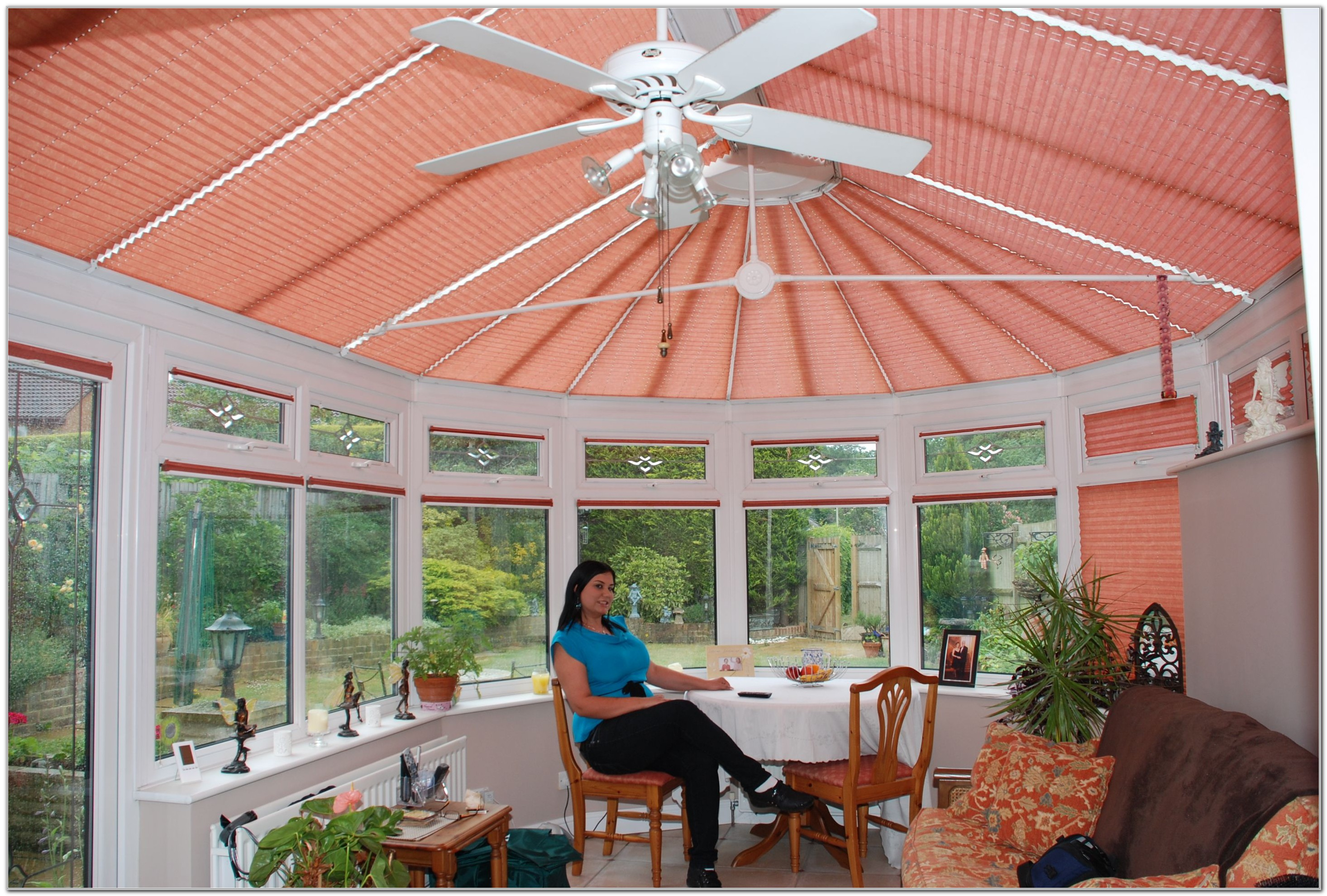 Sunroom Ceiling Fans With Lights