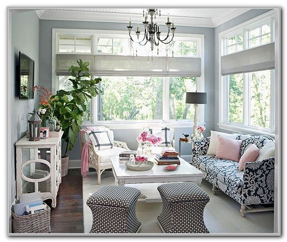 Sunroom Decorating Ideas Pinterest