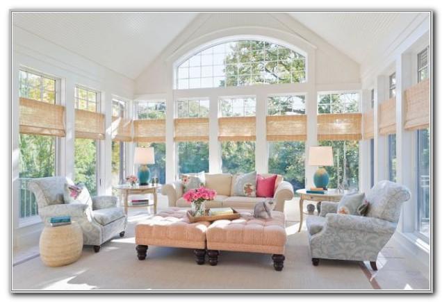 Sunroom Design Ideas Pictures
