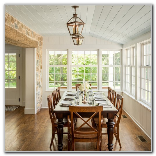Sunroom Dining Room Sets