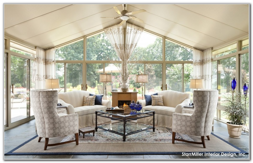 Sunroom Furniture Ideas Uk