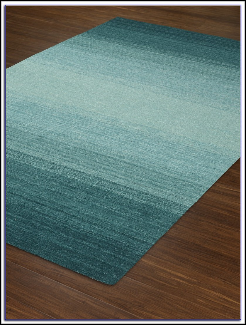 Teal Area Rugs 8x10
