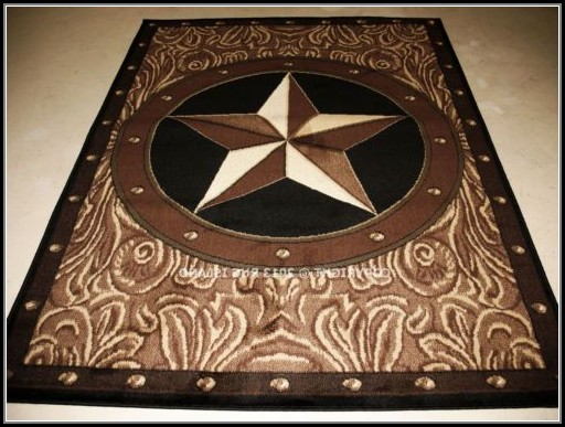 Texas Star Area Rugs