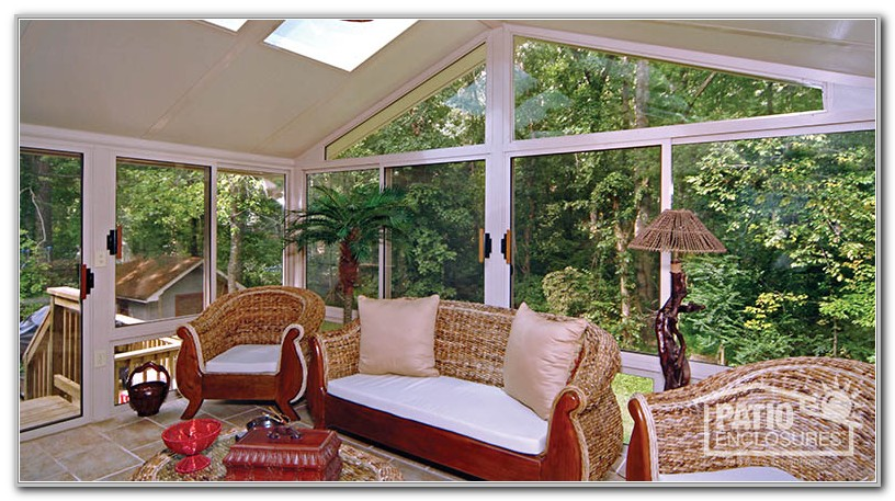 Three Season Sunroom Ideas