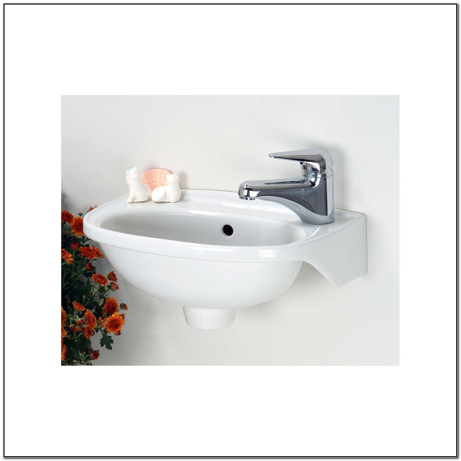 Tiny Sinks For Small Bathrooms