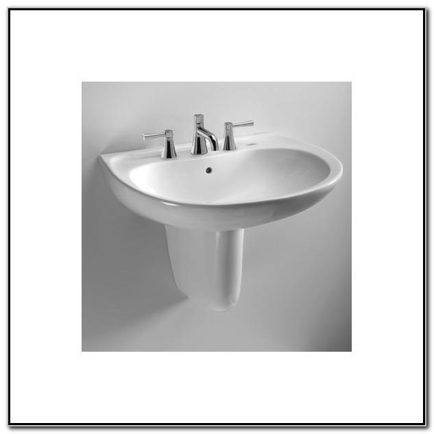 Toto Wall Mount Bathroom Sink