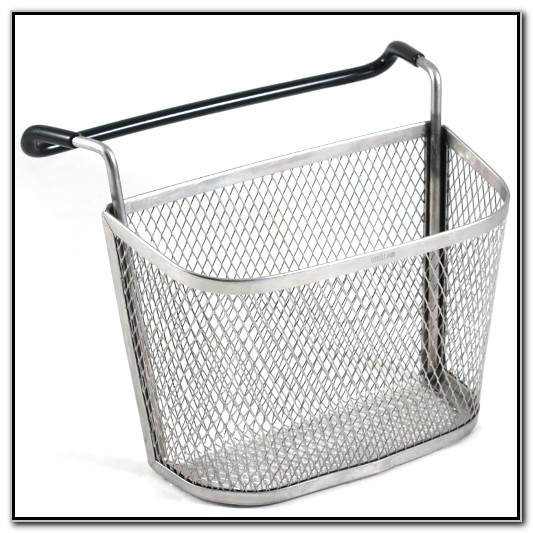Umbra Lattice Stainless Steel Single Sink Caddy